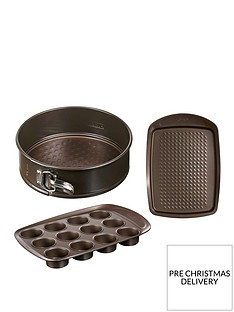pyrex-baking-tray-spring-form-tin-and-muffin-tray-baking-set