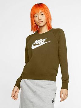 nike-nsw-essential-sweatshirt-olivenbsp