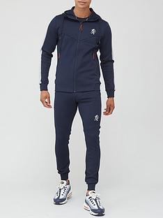 gym-king-koen-poly-tracksuit-navy