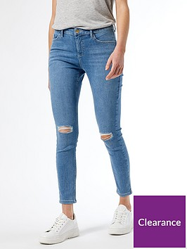 dorothy-perkins-regular-length-light-wash-ripped-darcy-jeans-blue