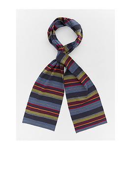 white-stuff-windsor-stripe-merino-scarf-purple