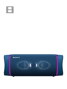 sony-xb33-extra-basstrade-portable-bluetoothreg-speaker-blue