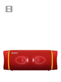 sony-sony-xb33-extra-bass-portable-bluetooth-speaker-red