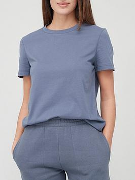 v-by-very-the-essential-crew-neck-t-shirt-petrol