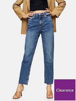 topshop-tall-straight-leg-jeans--nbspblue