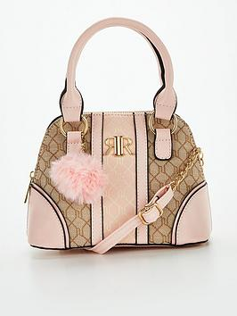 river-island-jacquard-mix-kelly-bag-pinknbsp