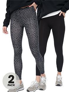 v-by-very-2-pack-basic-leggings-blackanimal