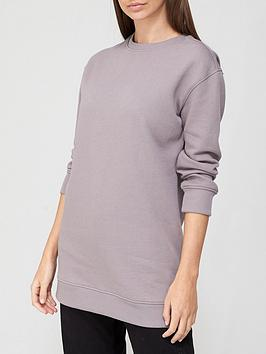 v-by-very-the-essential-longline-crew-neck-sweat-slate