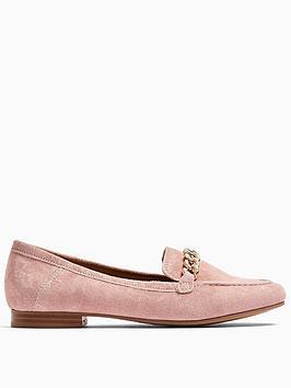 topshop-leo-trim-chain-detail-loafers-pinknbsp