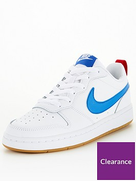 nike-court-borough-low-2-junior-trainers-white