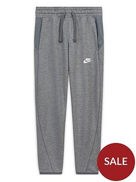 nike-boys-nike-mixed-material-pants-grey
