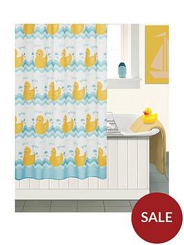 aqualona-ducks-shower-curtain
