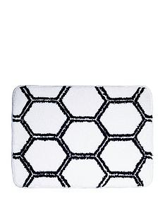 aqualona-honeycomb-microfibre-bath-mat