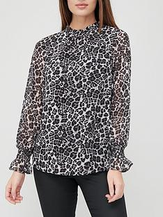 v-by-very-ruffle-long-sleevenbspprinted-blouse-animal