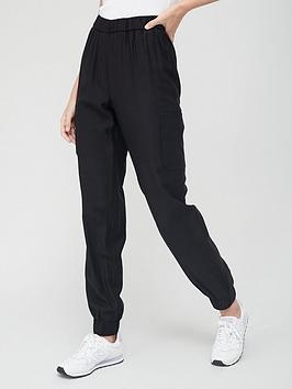 v-by-very-patch-pocket-smart-trouser-black