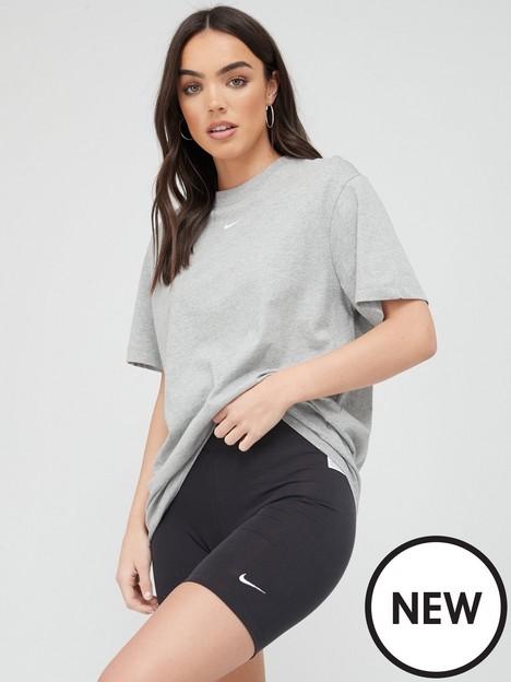 nike-nsw-essential-t-shirt-dark-grey-heather