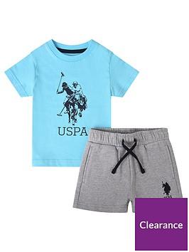 us-polo-assn-toddler-boys-t-shirt-and-short-set-aquagrey-marl