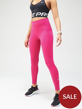 nike-the-one-leggings-pink