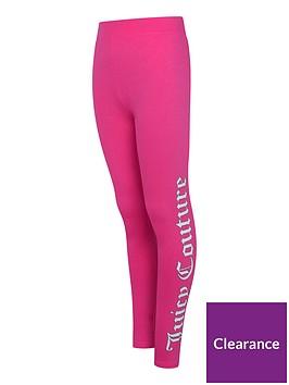 juicy-couture-girls-leggings-dark-pink