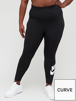nike-nswnbspessential-futura-legging-curve-black