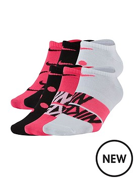 nike-everyday-lightweight-training-socks-pink