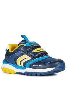 geox-boys-tuono-strap-trainer-navy-yellow