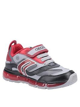 geox-boys-android-strap-trainer-grey-red