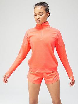 nike-air-running-mid-layer-zip-top-mango