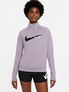 nike-running-half-zip-midlayer-swoosh-top-purple