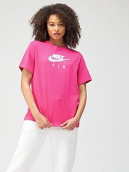 nike-nswnbspairnbspt-shirt-pink