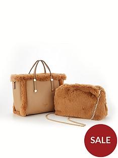 dune-london-tote-bag-camel