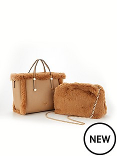 dune-london-tote-bag-camel