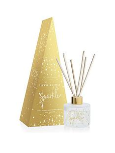 katie-loxton-festive-reed-diffuser-leave-a-little-sparkle-sweet-vanilla-and-salted-caramel-100ml