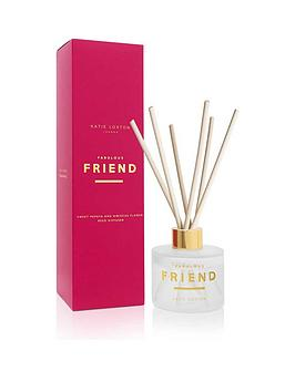 katie-loxton-sentiment-reed-diffuser-fabulous-friend-sweet-papaya-and-hibiscus-flower-100ml