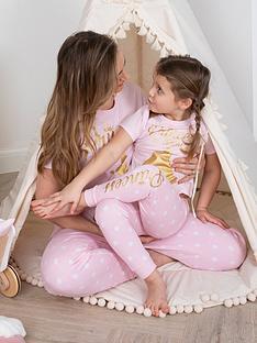 disney-princess-girls-disney-princess-mini-me-pyjamas-pink