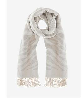 mint-velvet-animal-jacquard-scarf