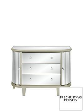 venetian-3-drawer-2-door-chest