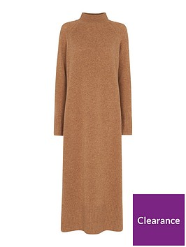 whistles-funnel-longline-dress-camel