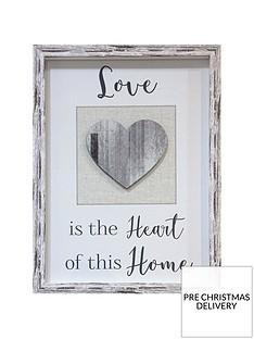 arthouse-love-heart-3d-framed-print