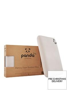 panda-london-kids-luxury-memory-foam-bamboo-pillow