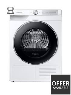 samsung-series-6-dv90t6240lhs1-with-optimaldrytrade-9kg-heat-pump-tumble-dryer-a-rated-white