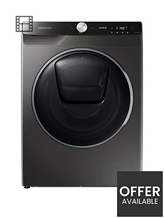 samsung-series-9-wd90t984dsxs1-with-quick-drivetrade-auto-dose-and-auto-optimal-wash-96kg-washer-dryer-1400rpmnbsp--graphite