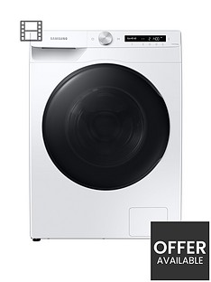 samsung-series-5-wd90t534dbws1-with-auto-dose-96kg-washer-dryer-1400rpmnbspe-rated--nbspwhite