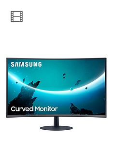 samsung-lc32t550fduxen-32-inch-full-hdnbspt55-1000r-curved-gaming-monitor-75hz-freesync-4ms-hdmi-vga-displayport-speakers