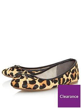 dune-london-harpar-2-ballerina-pump-leopard-print