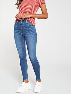 v-by-very-short-shaping-skinny-jean-mid-wash