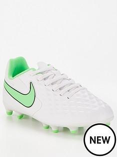 nike-junior-tiempo-8-club-firm-ground-football-boot-whitegreen