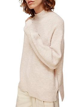 whistles-full-sleeve-knitted-jumper-oatmeal