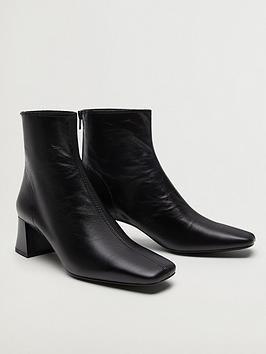 mango-leather-block-heel-ankle-boot