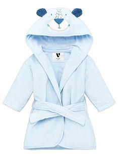 mini-v-by-very-baby-giftingnbspbaby-boys-towellingnbspbear-robe-blue